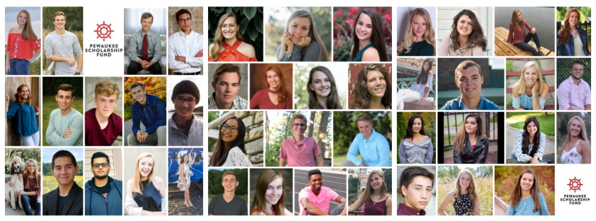 PSF 2018 Scholarship Winners